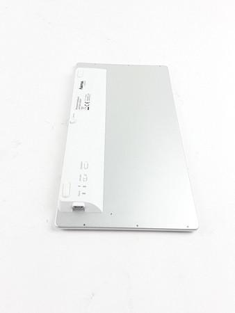 Hama 50459 Bluetooth Tastatur KEY2GO X1000 Kabellos Akku für Apple weiß – Bild 4