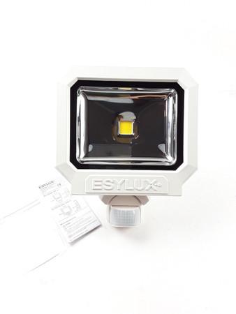 Esylux EL10810275 LED-Strahler 50 W mit 160° Bewegungsmelder - ADF Montagebügel  – Bild 1