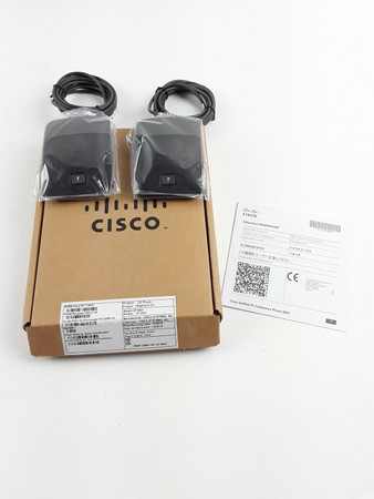 Cisco CP-MIC-WIRED-S Unified IP Conference Phone 8831 Wired Microphone Kit – Bild 2