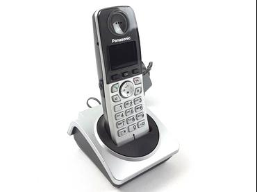 Panasonic KX-TGA807G Mobilteil Festnetztelefon inkl. Ladeschale – Bild 1