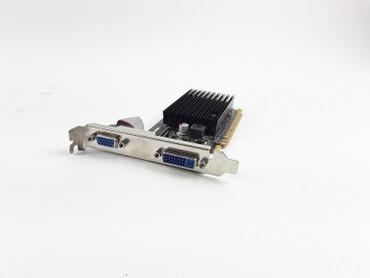 MSI Grafikkarte V206 8400GS N8400GS-D512H 512MB PCI-E DVI VGA #G4443 – Bild 2