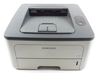 Samsung ML-2850D Laserdrucker 1200 dpi Duplex Drucker s/w monochrom – Bild 1