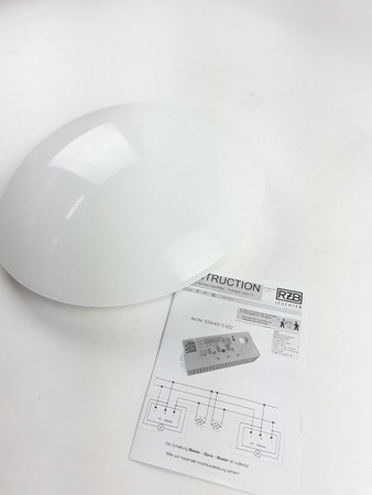 RZB Wand-Deckenleuchte LED/6x2,2W-3000K D360, m.HF-Bewegungsmelder - 1450 lm – Bild 3
