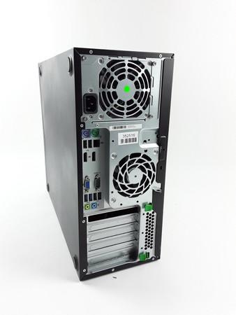 HP Elitedesk 800 G1 Tower Intel Core i5-4590 4x3,3GHz 8GB RAM 500GB HDD DVD – Bild 3