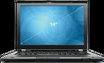 *Premium Line* Lenovo ThinkPad T430 14.1 Zoll Intel Core i5-3320M @ 2.6GHz 8 GB RAM 256GB SSD DVD