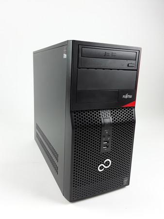 FSC Esprimo P420 Tower Pentium G3440 2x3,3GHz 4GB RAM 500GB HDD DVD-RW Win10 Pro – Bild 1