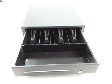 Kassenschublade Metaspace K-1 inkl. Schlüssel inkl. Geldeinsatz Münzen / Scheine – Bild 10