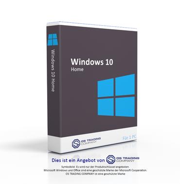 Microsoft Windows 10 Home OEM Online