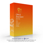 Microsoft Office 2010 Standard 001