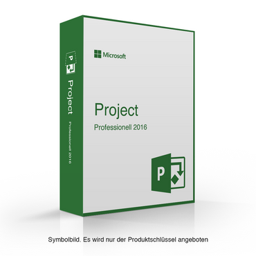 Microsoft Project 2016 Professional Download 1 PC