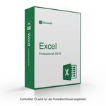 Microsoft Exel 2016 Professional - Download 1 PC  001