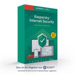 Kaspersky Internet Security 2019, 5 Geräte 2 Jahre 001
