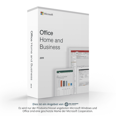 Microsoft Office 2019 Home Business MAC only