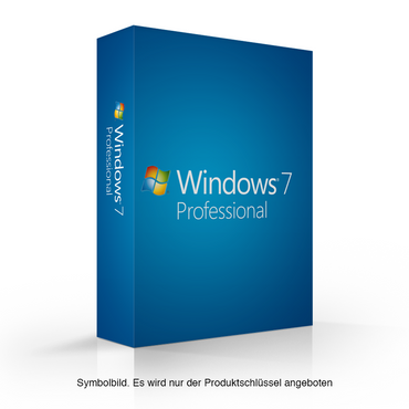 Windows 7 Professional 32/64-Bit Volumen