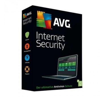 AVG Internet Security 1 Gerät, 1 Jahr