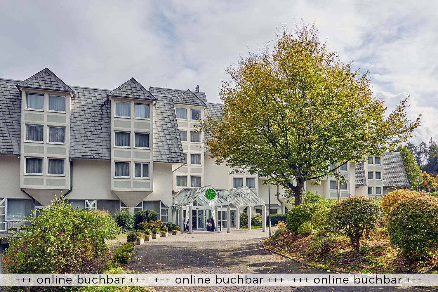3 days holiday at the 4* H+ Hotel Wiesbaden Niedernhausen