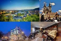 4 Tage zu zweit im **** Hotel Union Prag in der goldenen Stadt erleben 001