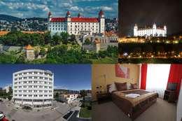 3 Tage zu zweit im **** Hotel Barónka in Bratislava in der Slowakei erleben