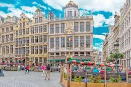 3 Tage zu zweit im 3* BEST WESTERN Hotel Brussels South in der belgischen Hauptstadt