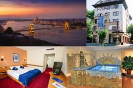 5 Tage im Hotel Mediterran **** in Budapest erleben und genießen