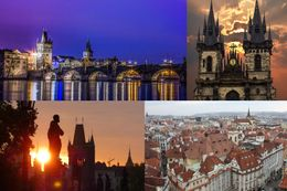 Experience 3 days for two at the **** Hotel Union Prague in the Golden City