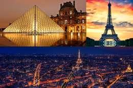 3 Tage für 2 im 3* Euro Hotel Paris Creteil in der Stadt der Liebe Paris