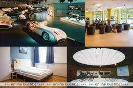 Kurzurlaub zu zweit in Stuttgart im a&o Stuttgart City & 2 Tickets für das Mercedes-Benz Museum