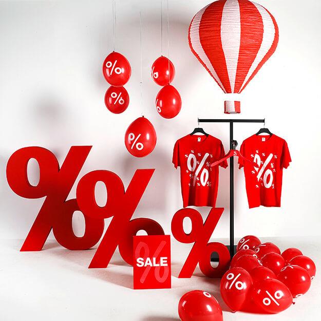 Sale Decoration