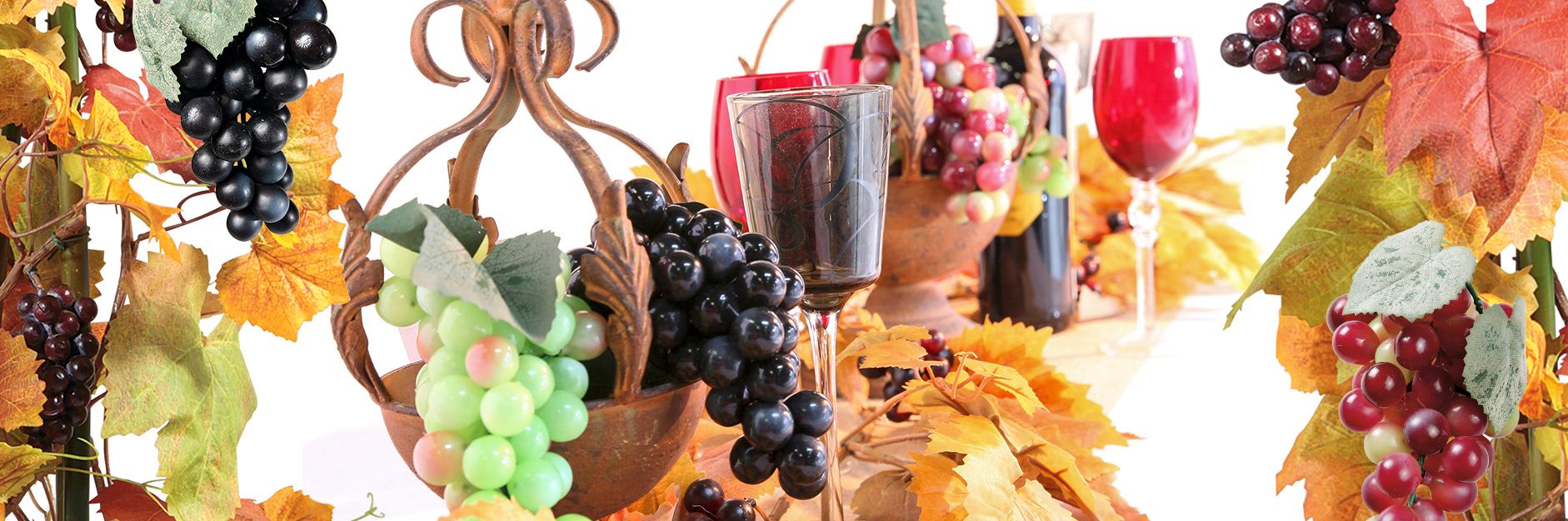 Decoración del vino
