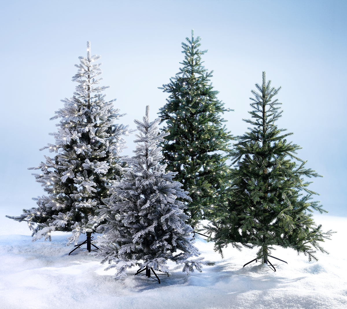 """Künstlicher Weihnachtsbaum Tyo """"Küstentanne"""""""