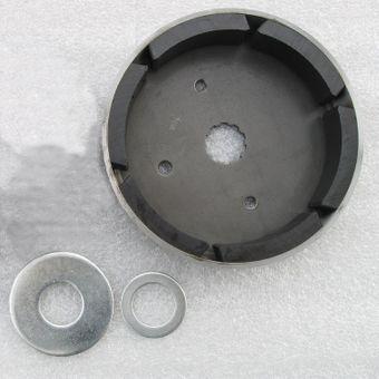 Rotor Lichtmaschine 1989-99 Big Twin Magnet
