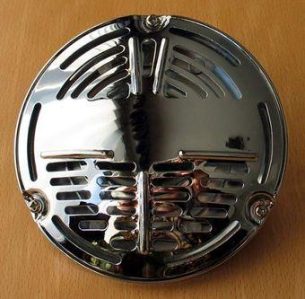 Hupe Horn für Harley Davidson Springer old style Custom neu
