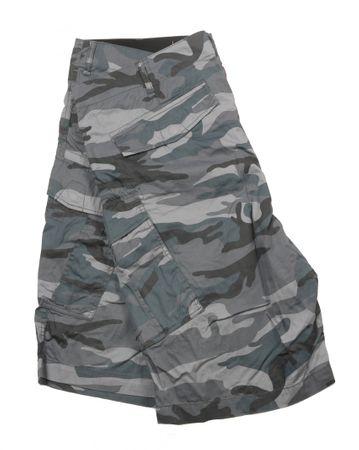 Camouflage-Shorts von Allsize, dark grey – Bild 1