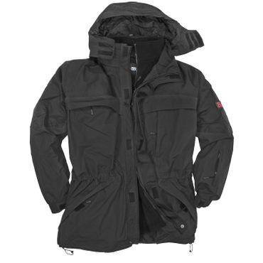 3in1 Jacke Davos von Marc & Mark in Übergröße bis 10XL schwarz