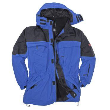 3in1 Jacke Davos von Marc&Mark in Übergröße bis 10XL blau – Bild 1