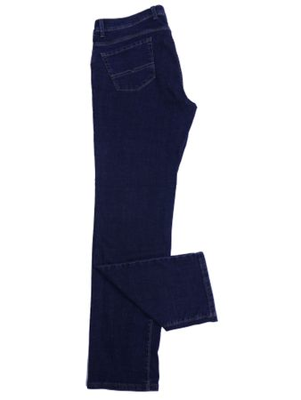 Dunkelblaue Konvex Jeans von Pionier in XXL Größen – Bild 1