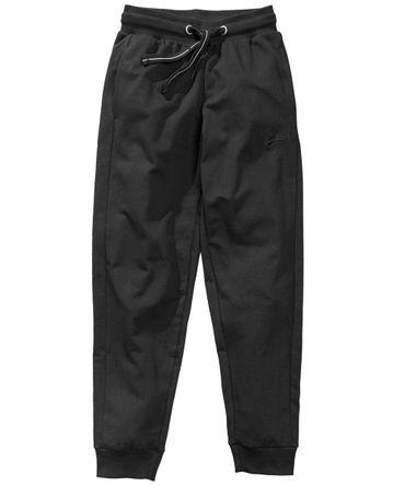 Jogginghose mit Bündchen von Redfield in schwarz