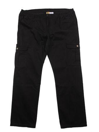 Cargo- Hose von Abraxas in Übergröße bis 12XL, schwarz – Bild 2