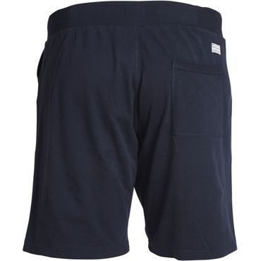 Replika Sweat Shorts in XXL Größen, navy – Bild 2