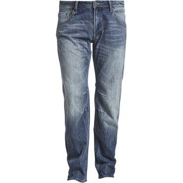 Jeans von Replika mit blauer Waschung  – Bild 1