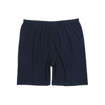 """Adamo Shorty Pyjama """"Ben"""" in großen Größen bis 10XL, navy – Bild 3"""