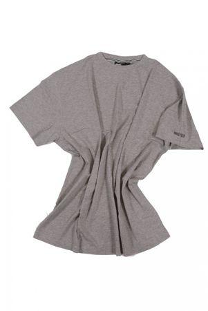 T-Shirt von Allsize in Herrenübergröße bis 8XL, grau