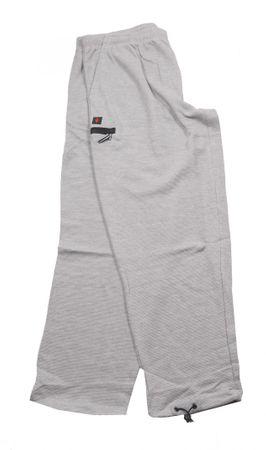 Ottoman Bodyhose von Allsize in Übergröße bis 8XL, grau