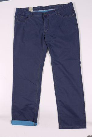 Leichte Pionier Konvex Hose in blau