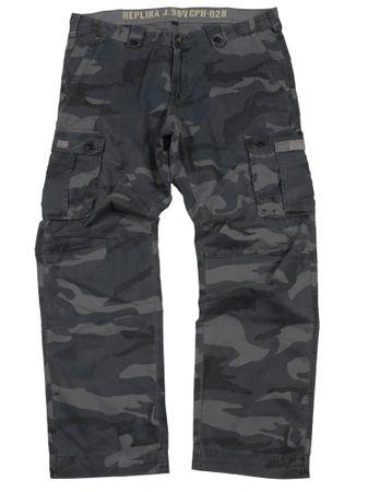 Camouflage-Hose von Replika in Übergröße