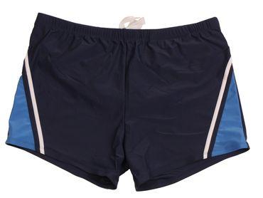Boxer- Badeshorts von Abraxas in großen Größen bis 8XL, navy/royal