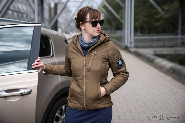 Helikon-Tax Jacke Frauen