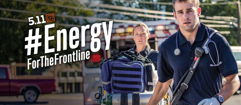 #EnergyForTheFrontline Header