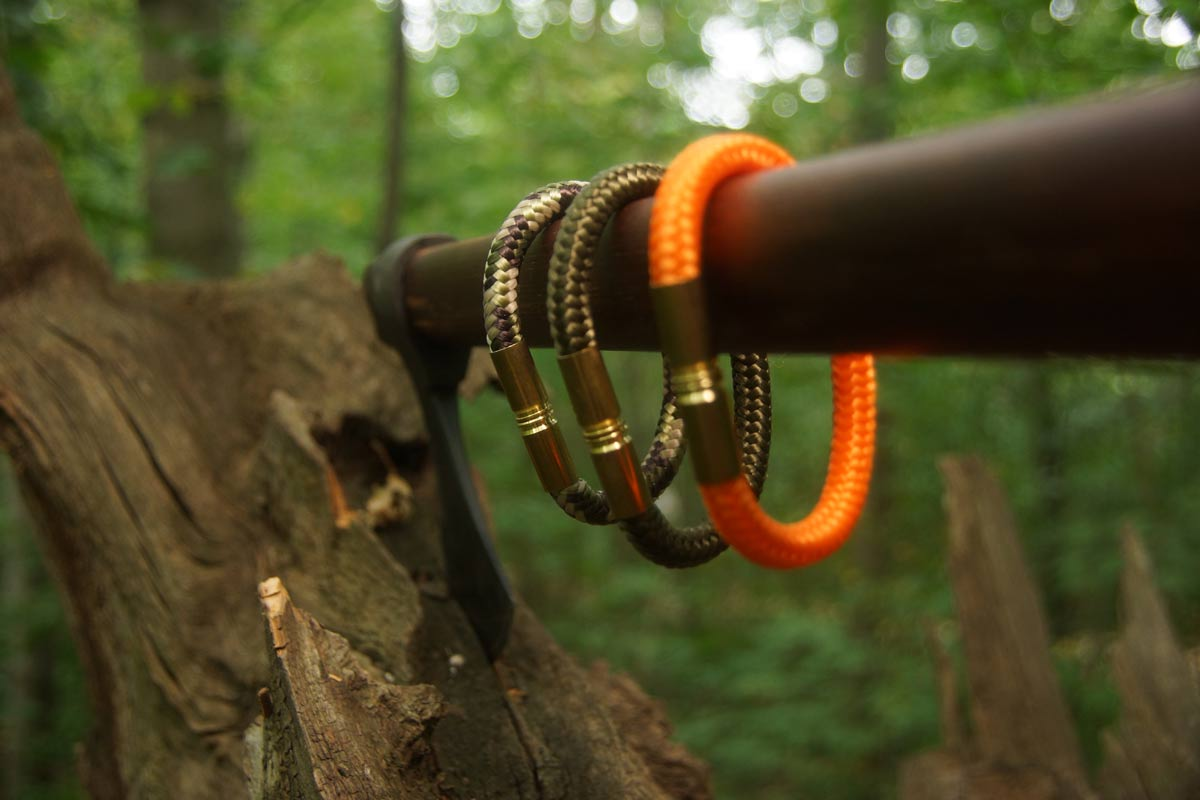 Copper and Brass Armbänder