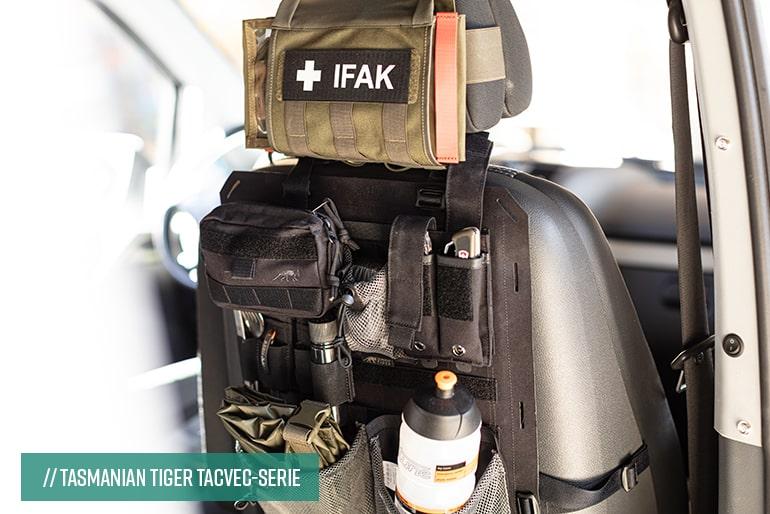 Tasmanian Tiger TacVec-Serie
